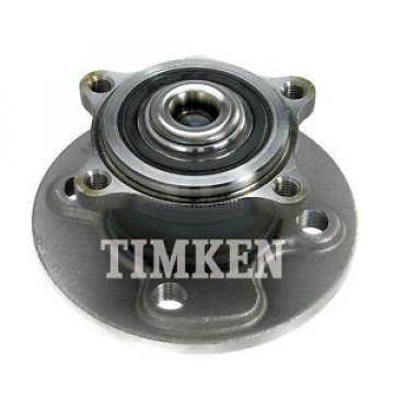 Timken Wheel and Hub Assembly Rear HA590161 fits 02-06 Mini Cooper