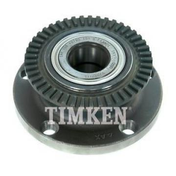 Timken Wheel and Hub Assembly Rear 512231 fits 02-09 Audi A4