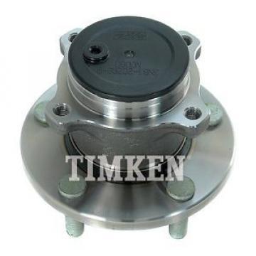 Timken Wheel and Hub Assembly Rear HA590098 fits 04-08 Mazda 3