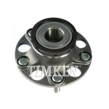 Timken Wheel and Hub Assembly Rear HA590434 fits 11-16 Honda CR-Z