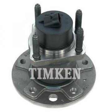 Timken Wheel and Hub Assembly Rear 512145 fits 94-98 Saab 900
