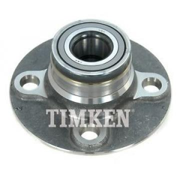 Timken Wheel and Hub Assembly Rear 512025 fits 91-99 Nissan Sentra