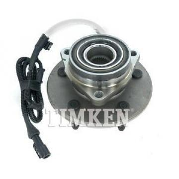 Timken Wheel and Hub Assembly Front 515029 fits 00-03 Ford F-150