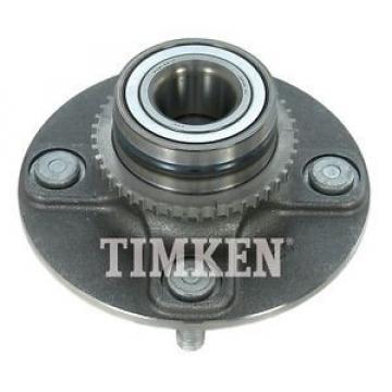 Timken Wheel and Hub Assembly Rear HA590123 fits 99-02 Infiniti G20
