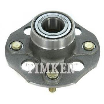 Timken Wheel and Hub Assembly Rear 512176 fits 98-02 Honda Accord