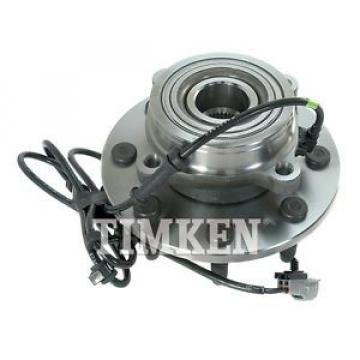 Timken Wheel and Hub Assembly HA590203 fits 00-02 Dodge Ram 3500