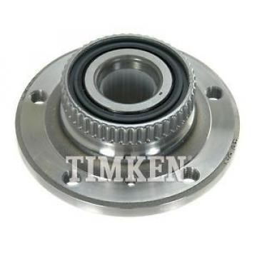 Timken Wheel and Hub Assembly Front 513125 fits 96-02 BMW Z3