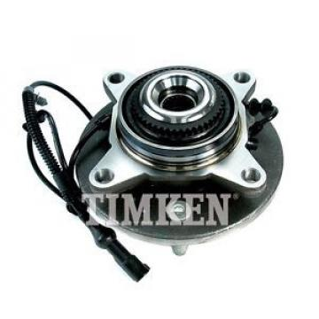 Timken Wheel and Hub Assembly Front SP550212 fits 04-05 Ford F-150