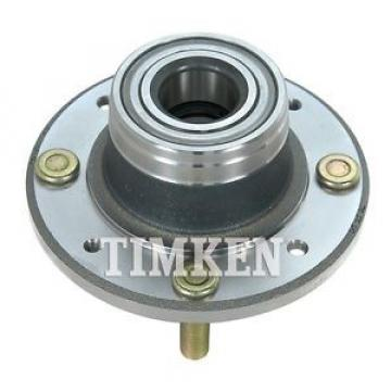 Timken Wheel and Hub Assembly Rear HA590257 fits 00-04 Volvo S40