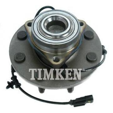 Timken Wheel and Hub Assembly Front SP550104 fits 06-08 Dodge Ram 1500