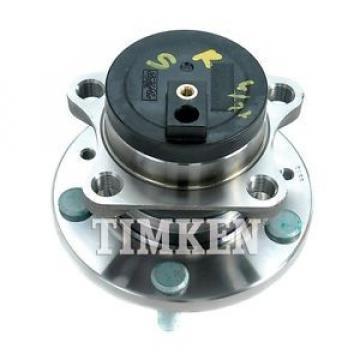 Timken Wheel and Hub Assembly Rear HA590041 fits 07-15 Mazda CX-9