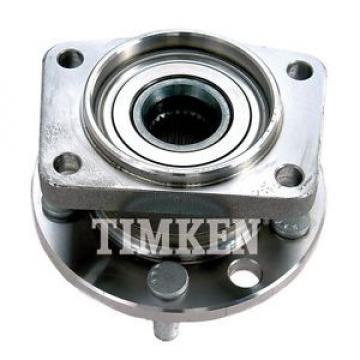 Timken Wheel and Hub Assembly Rear HA590174 fits 02-08 Jaguar X-Type