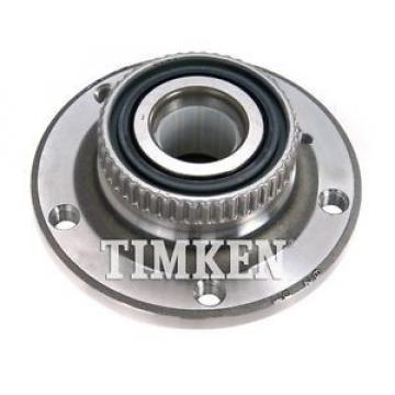 Timken Wheel and Hub Assembly Front 513094 fits 82-88 BMW 528e