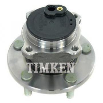Timken Wheel and Hub Assembly Rear HA590099 fits 04-13 Mazda 3