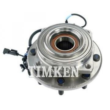 Timken Wheel and Hub Assembly HA590440 fits 11-16 Ford F-450 Super Duty