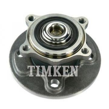 Timken Wheel and Hub Assembly Rear 512427 fits 07-15 Mini Cooper