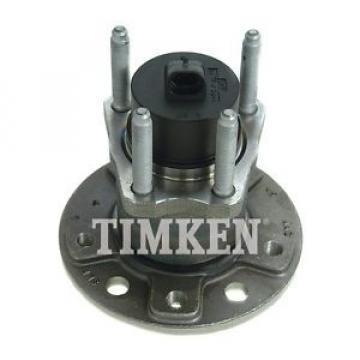 Timken Wheel and Hub Assembly Rear 512232 fits 00-09 Saab 9-5