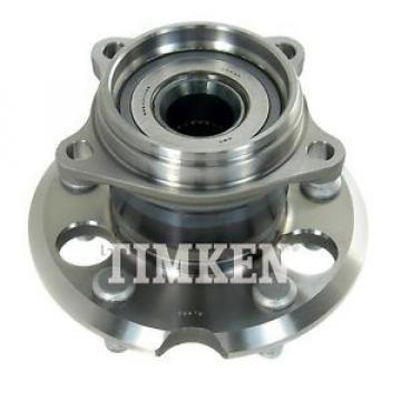 Timken Wheel and Hub Assembly Rear HA594505 fits 01-05 Toyota RAV4