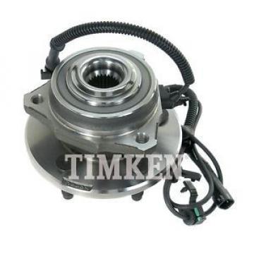 Timken Wheel and Hub Assembly HA599455L fits 02-07 Jeep Liberty