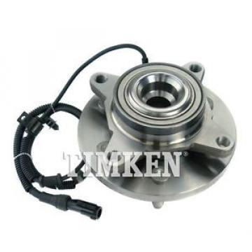 Timken Wheel and Hub Assembly Front SP550216 fits 09-10 Ford F-150