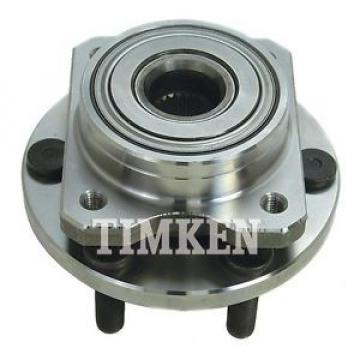 Timken Wheel and Hub Assembly Front 513132 fits 96-06 Dodge Viper