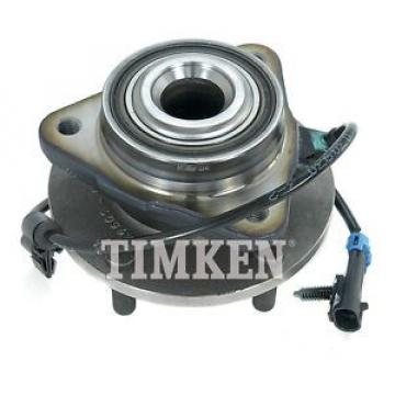 Timken Wheel and Hub Assembly Front SP450300 fits 98-05 Chevrolet Blazer