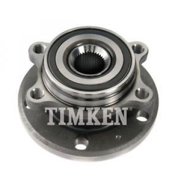 Timken Wheel and Hub Assembly Front/Rear HA590106