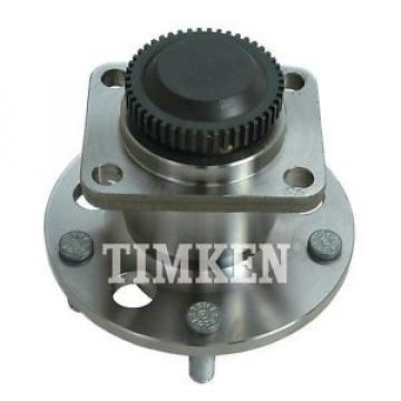 Timken Wheel and Hub Assembly Front 513019 fits 84-90 Chevrolet Corvette