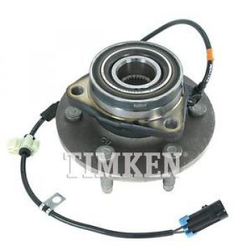 Timken Wheel and Hub Assembly Front Right SP550309
