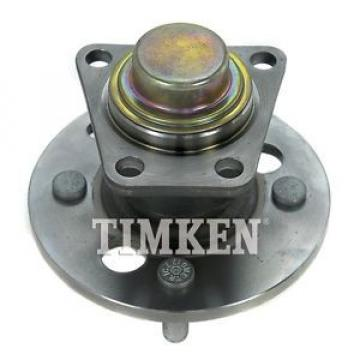Timken Wheel and Hub Assembly Rear 512000 fits 91-02 Saturn SL1