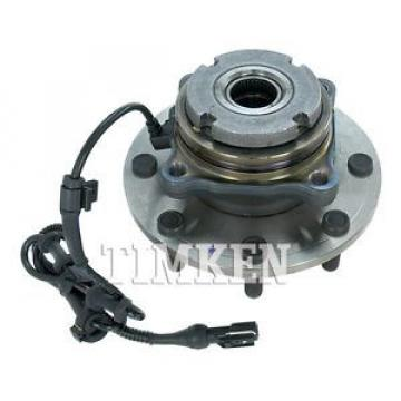 Timken Wheel and Hub Assembly HA590425 fits 1999 Ford F-550 Super Duty