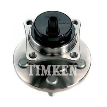 Timken Wheel and Hub Assembly Rear HA590305