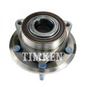 Timken Wheel and Hub Assembly Front/Rear HA590404