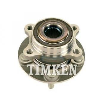 Timken Wheel and Hub Assembly Rear/Front HA590481