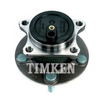 Timken Wheel and Hub Assembly Rear HA590336 fits 08-13 Mazda 6