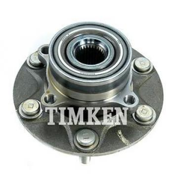 Timken Wheel and Hub Assembly Front fits 01-06 Mitsubishi Montero