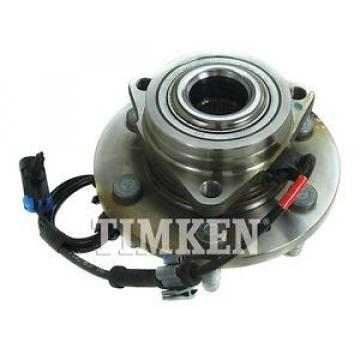 Timken Wheel and Hub Assembly Front/Rear SP500300