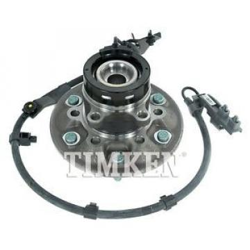 Timken Wheel and Hub Assembly Front Right HA590059