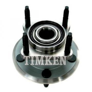 Timken Wheel and Hub Assembly HA590141 fits 05-10 Jeep Grand Cherokee