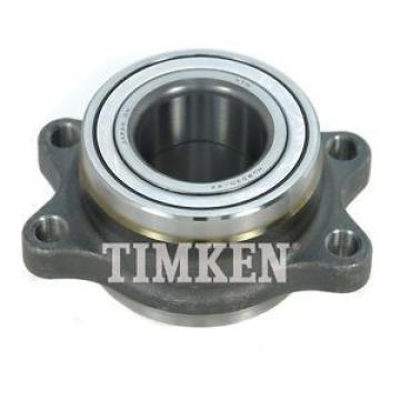 Timken Wheel Assembly Rear 512014 fits 89-98 Nissan 240SX