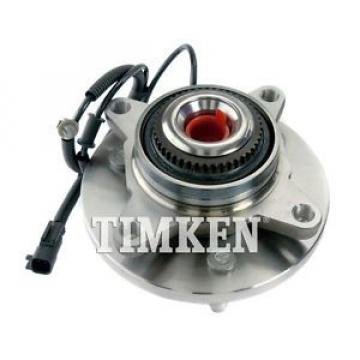 Timken Wheel and Hub Assembly Front SP550219