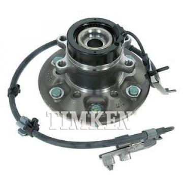Timken Wheel and Hub Assembly Front Right HA590062