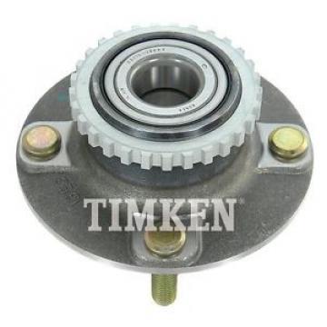Timken Wheel and Hub Assembly Rear 512160 fits 96-00 Hyundai Elantra