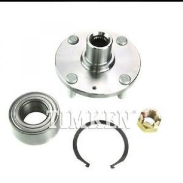 Timken Wheel and Hub Assembly Front HA590509 fits 01-06 Hyundai Elantra