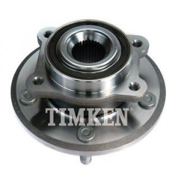 Timken Wheel and Hub Assembly HA590344 fits 09-16 Dodge Journey