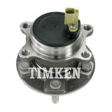 Timken Wheel and Hub Assembly Rear HA590454 fits 12-16 Ford Focus