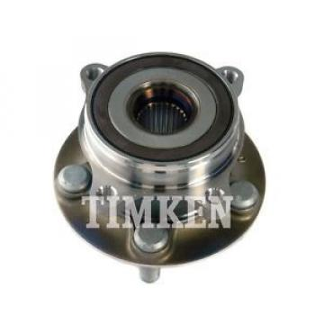 Timken Wheel and Hub Assembly Front HA590411