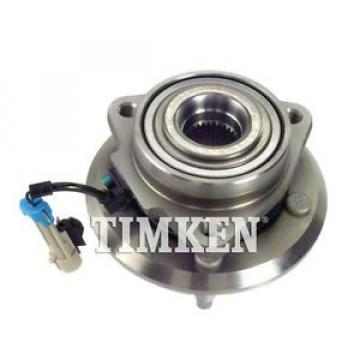 Timken Wheel and Hub Assembly Front HA590262