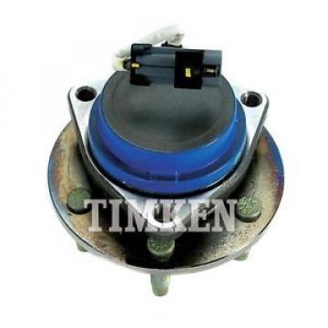 Timken Wheel and Hub Assembly Rear HA590158