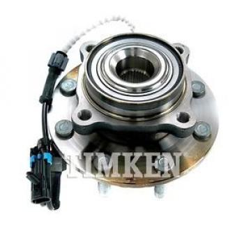 Timken Wheel and Hub Assembly Front SP580310